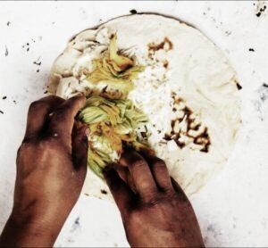 Quesadillas con flores de calabaza recetas mexicanas