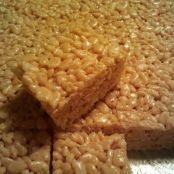 Como hacer arroz inflado con caramelo