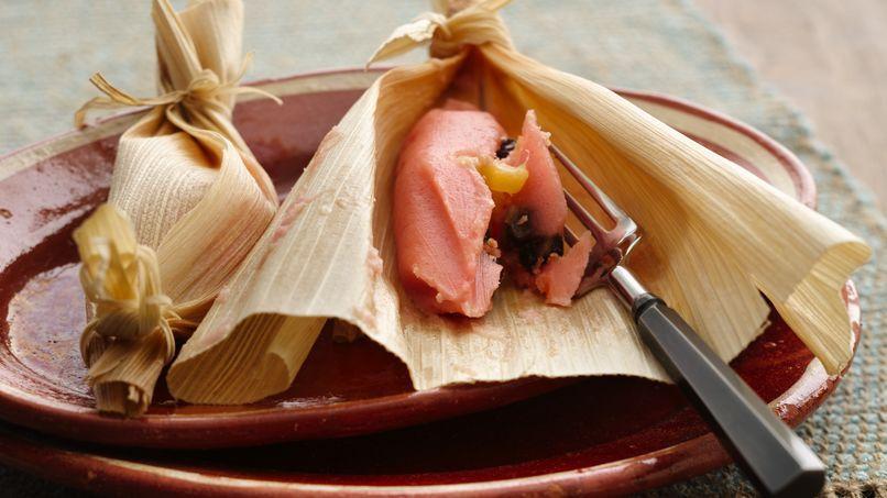 Recetas Mexicanas Tamales de Dulce【❷0❶❾】☜