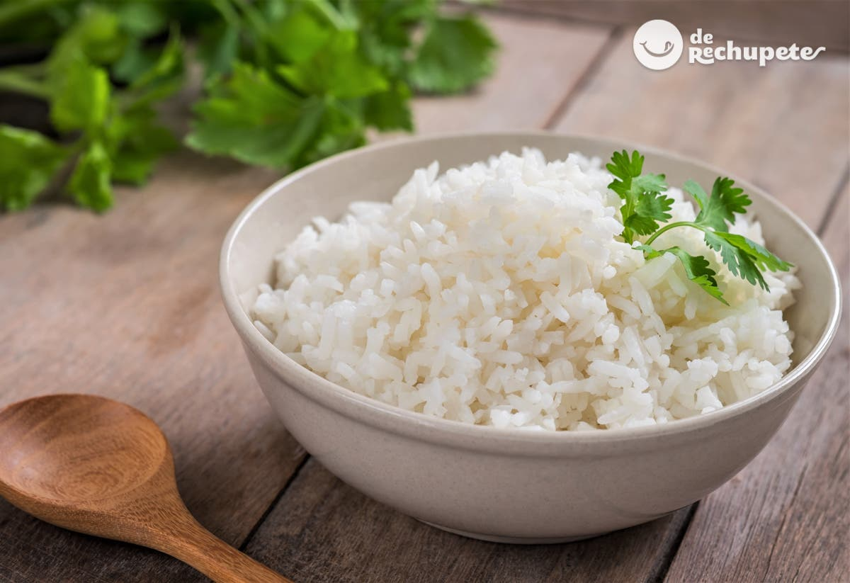 Como hacer arroz fit